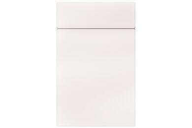 BRUYNZEEL Losse Keukendeur Atlas Wit Onder R Boven L 55x50cm