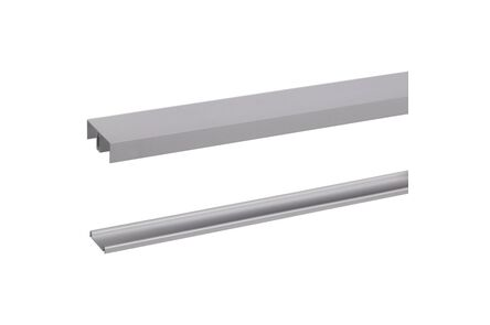 skantrae rail r20 aluminium 2400 mm
