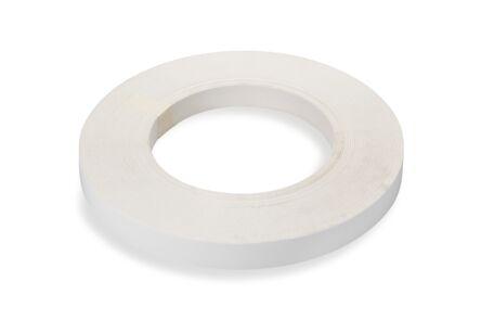 kantenband structuur wit 22mm 50 meter