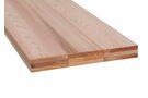 Red Cedar KD Geschaafd  PEFC 25x250x4300mm