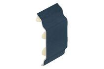 KERALIT 2853 Tussenstuk Sierlijst Klassiek Staalblauw Classic Nerf 4000mm