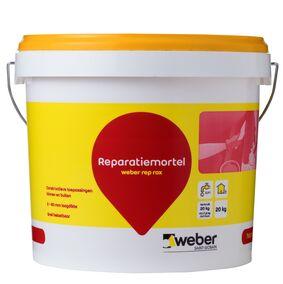 weber.rep rox reparatiemortel emmer