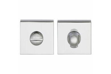 SKANTRAE Toiletgarnituur Vierkant Clarke Chroom