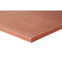 Medite MDF Brandvertragend E1 18mm 305x122cm FSC Mix 70%