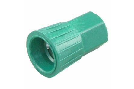 conex quick cap lasdop groen (set van 20 stuks)
