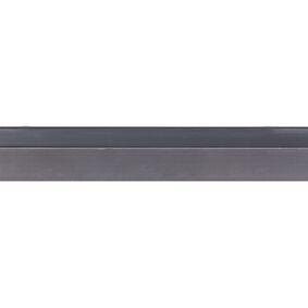 aluminium u-profiel 23x23x2000