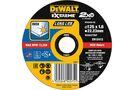 DEWALT DT43936-QZ Slijpschijf INOX 125x1,6mm