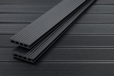 UPM ProFi Deck Vlonderplank Night Sky Black 28x150x6000mm