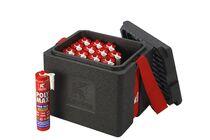 griffon polymax high tack express 12 kokers + gratis thermobox