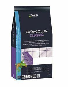 bostik ardacolor classic voegmiddel zak 5kg zilvergrijs