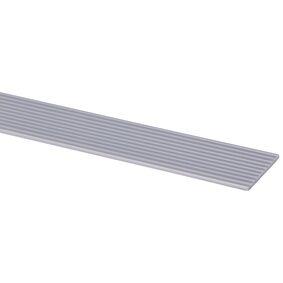 kunststof slijtstrip zelfkl rvs 2,5x40x2600