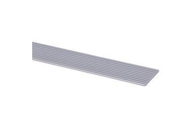 Slijtstrip Zelfklevend Rvs Kunststof 2,5x40x2600mm