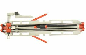 perfectmate tegelsnijplank alu gelagerd  tc600 600mm