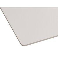 Kronospan Slim Line Werkblad HPL 8685 SU Snow White 4100x1300x12mm