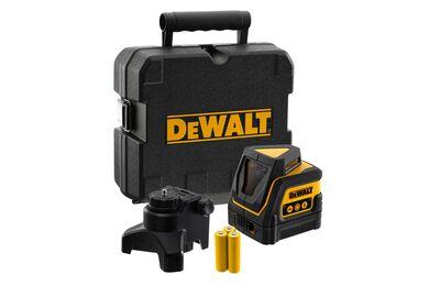 DEWALT DW0811-XJ Kruislijnlaser Zelfnivelerend 4,5V