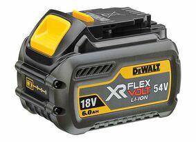 dewalt flexvolt accu xr dcb546-xj 54v 6,0ah
