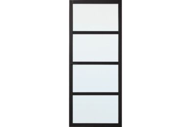 SKANTRAE SSL 4024 Blank Glas Stompe Deur FSC 730x2315mm