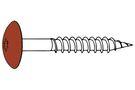 RVS Schroef voor Rockpanel RAL 040 40 50 100st 4,5x35mm