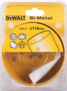 dewalt gatenzaag bi-metaal dt8214-qz 114mm