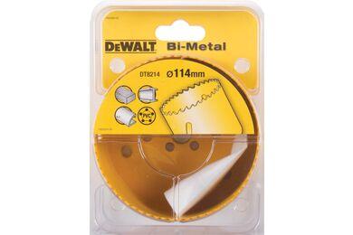 DEWALT DT8214L-QZ Gatenzaag BIM 114x40mm