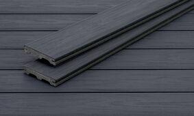 upm profi piazza vlonderplank streaked ebony 25x140x4000mm