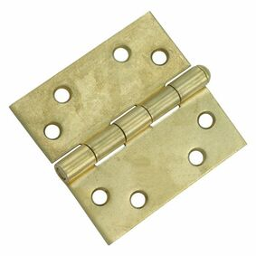 scharnier losse pen vierkant 76x76mm verzinkt (set van 10 stuks)