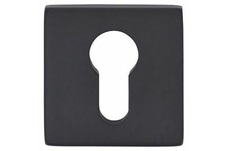 skantrae cilinderrozet vierkant houston rvs mat zwart