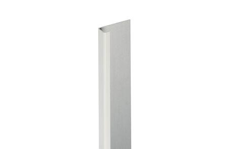 cedral aluminium aansluitprofiel c03 klei 3000mm