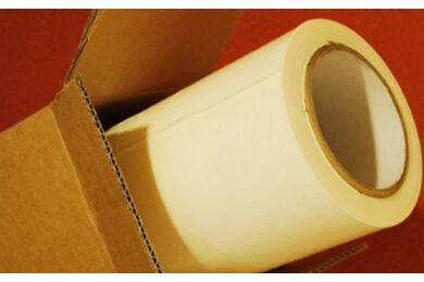 Beschermfolie LLDPE Harde Vloeren Zelfklevend Wit 700mm rol a 60m