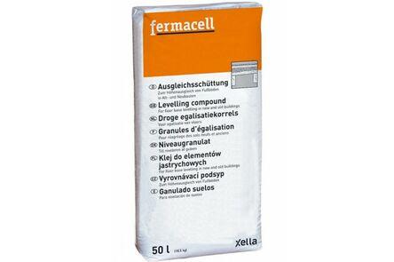 fermacell egalisatiekorrels 50ltr