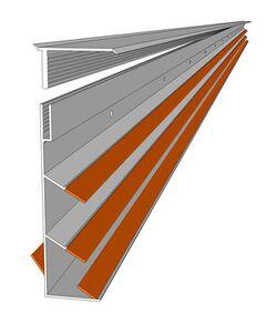 isobouw slimfix deco klikprofiel 2.5 2600mm