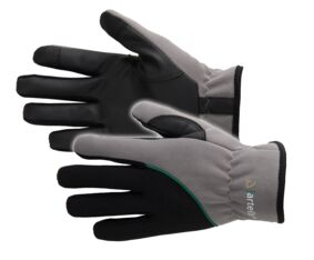 Artelli Pro-Mechanic Handschoen Single light Polyurethaan Grijs Maat 9