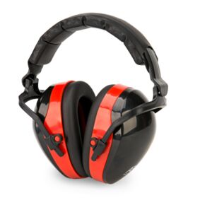 artelli gehoorbescherming 29,8db pro-silence 3 zwart-rood