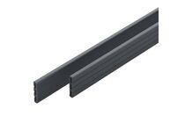 UPM piazza afdekstrip streaked ebony 12x66x4000