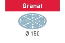 FESTOOL Granat Schuurschijf Stickfix P40 D150/48