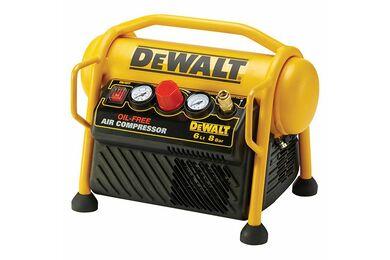 DEWALT DPC6MRC-QS Compressor 1,5Pk Olievrij 6l