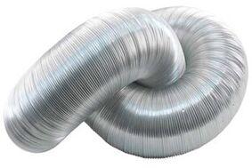 afvoerslang aluminium 3000mm