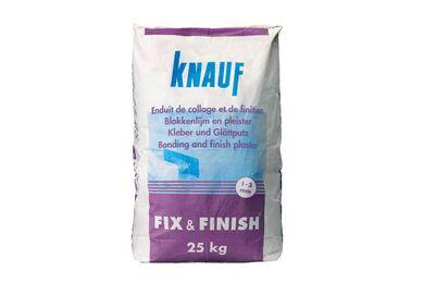 KNAUF Fix En Finish Pleistergips Zak 25kg