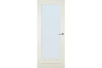 SKANTRAE SKG 583 Balkondeur / Tuindeur Merbau Gegrond Stomp 930x2115mm