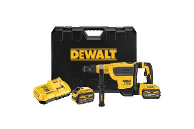 DEWALT DCH614X2SET XR Flexvolt Combopack 54V 2x 9,0Ah