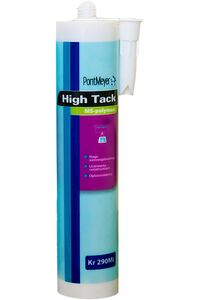 pontmeyer high tack actiekrat wit koker 290ml 8+4