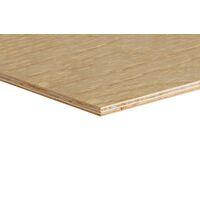 <p>Constructieplaat opgebouwd uit Russisch grenen fineren. Door de 5 laagse opbouw is de plaat vlak en sterk. De plaat wordt veel gebruikt in de houtskeletbouw, bijvoorbeeld achter gips en in de verpakkingsindustrie.</p>
