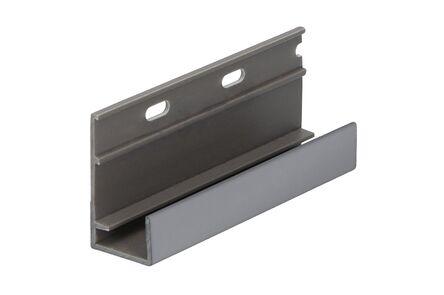 keralit omrandingsprofiel 2809 classic grijs 7001 4000mm