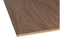 JNL Woodpanels Fineer Noten dubbelzijdig A/B PEFC 3050x1220x19mm