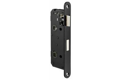 SKANTRAE Hang- en Sluitwerkpakket HSP846 WC Slot Akron Zwart T.B.V. SSL Series