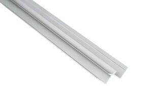 fibo-trespo binnenhoek aluminium 3000mm