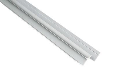 FIBO Binnenhoek Aluminium 3000mm