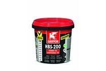 griffon hbs-200 rubber tix afdichtingsmiddel zwart 1ltr