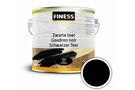 FINESS Zwarte Teer Zwart Buiten 2,5l