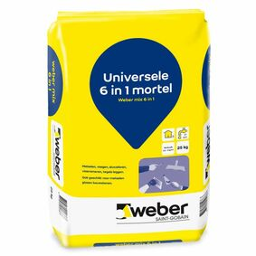 beamix multimortel 6-in-1 25 kg